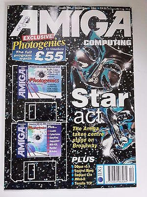 Amiga Computing Magazine Issue 106 - December 1996 - No Free Disc
