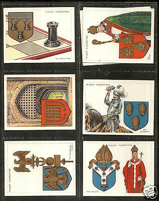 WILLS - Heraldic Signs and Their Origins - 1925 - 23/25.