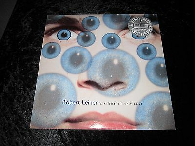 Robert Leiner  Visions Of The Past (Ltd Edition Vinyl)