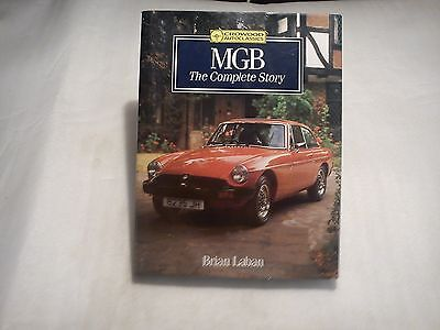 Mgb Book The Complete Story