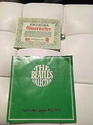 """The Beatles Collection Box Set 7"""" Singles"""