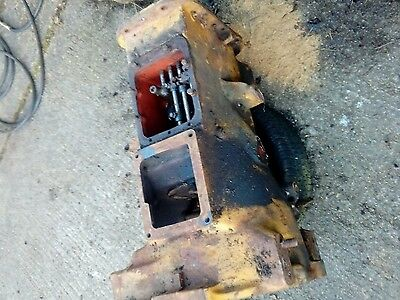 Ford 3000 tractor gearbox