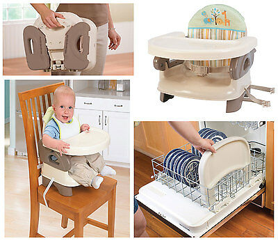 Baby Feeding Chair High Seat Portable Folding Travel Toddler Infant Booster