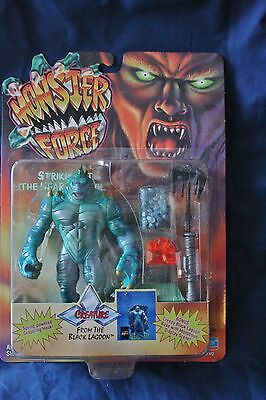 Monster Force Creature From The Black Lagoon 5 1/2 inch Figure MOC