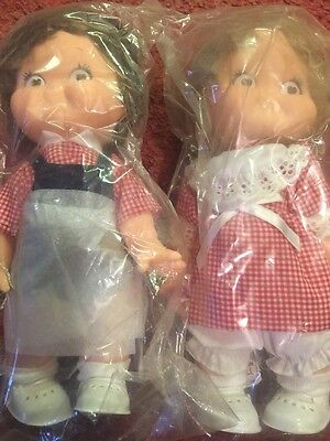 1988 Special Edition Campbell's soup Kid Doll Set of 2