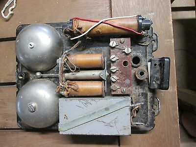 Vintage PMG Telephone Phone Bell Mechanism collectable