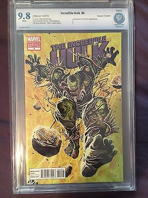 Incredible Hulk Venom Variant CBCS 9.8! Perfect Condition!
