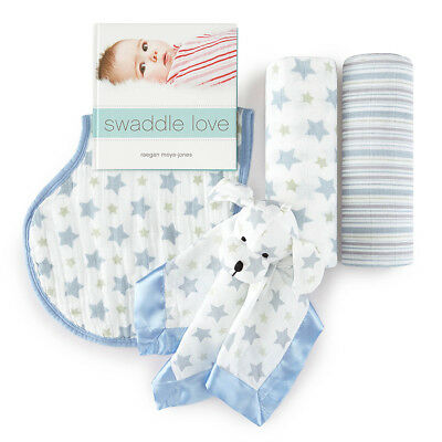 Aden and Anais  Beginnings Gift Set of 5 RRP $79.95 our price $74.95 + FREE POST