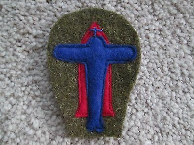 WWI US Army patch Anti-Aircraft unit patch AEF