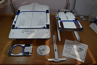 Janome Mb4 Hoopmaster Embroidery Hooping System ** Excellent Condition ** Mb-4