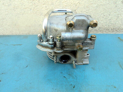 Culasse Complete Scooter Peugeot 50 Kisbee  4 Temps Reference Moteur  139Qmb