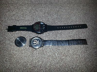 2 X Watches - Talking / Take That - Parts/Not Working