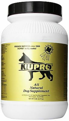 Nutri-Pet Nupro All Natural Supplement for Dogs