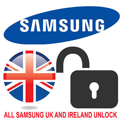 Unlock Code For Samsung Galaxy S8 S8 Plus S7 S7 Edge S5 S4 S3 S2  Any Uk Network