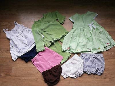 Baby Girl Clothing Lot Size 24 months (9 items)