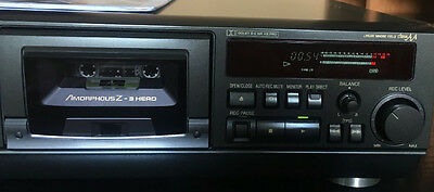 Technics Stereo Cassette Deck RS-AZ7 - TOP MODEL - price reduced even more !!!