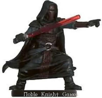 WOTC Star Wars Minis Force Unleashed Darth Revan NM
