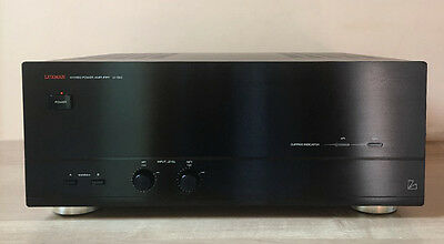 Luxman M-383 Stereo Power Amplifier - TOP MODEL ( reduced price now !!!)