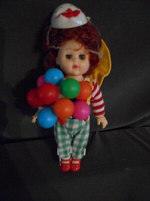 Clowning Around, a used Ginny doll, very nice condition