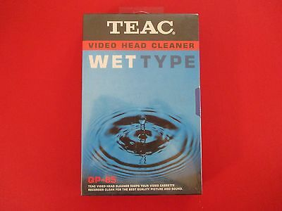 VHS head Cleaner NEW UNOPENED