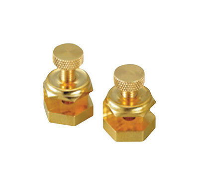 Johnson Level 405 Contractor Brass Stair / Square Gauges, 2-Pack