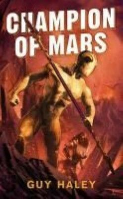 Champion of Mars by Guy Haley Paperback Book (English)