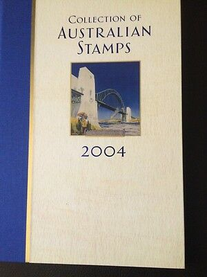 2004 Collection Of Australian Stamps