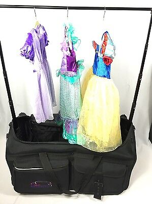"""Dream Duffel Dance Bag With Rack Large Size 34""""x18""""x17"""""""