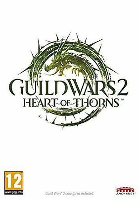 Guild Wars 2 Heart of Thorns PC CD