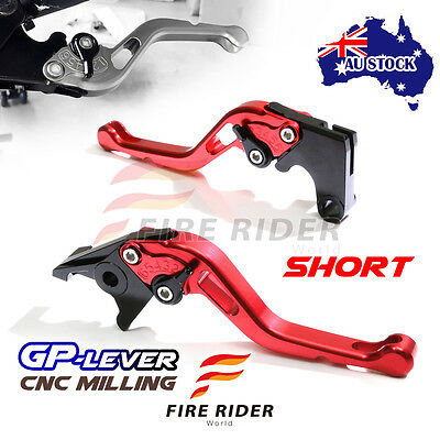 Fit Yamaha TMAX500 01-07 03 04 05 06 CNC SRB GP Short Front Rear Brake Levers