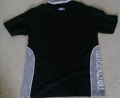 Brand New Ford racing polo shirt Size L