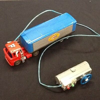 Bandai Vintage Truck Made In Japan Retro Wired Remote Control