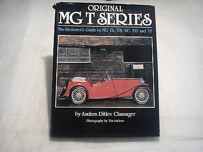 Mg T Series Book