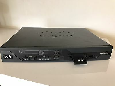 Cisco 887g ADSL/3G Router Used