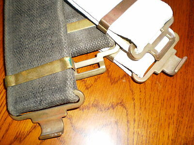 WW2 Australian/British 1937 pattern webbing belts