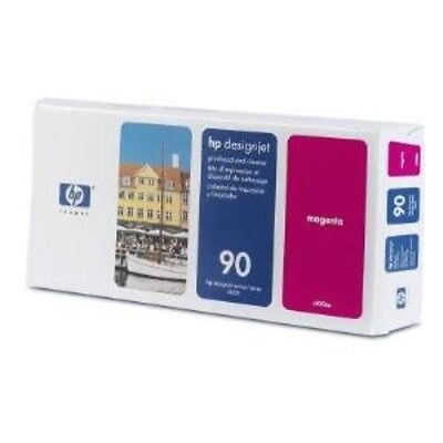 HP 90 Magenta Printhead and Cleaner