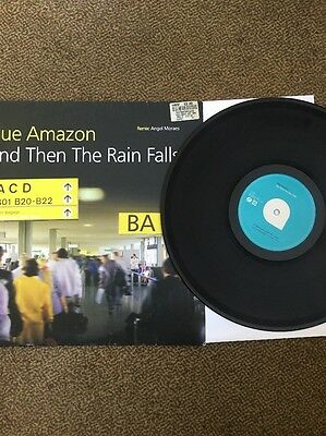 Blue Amazon And The Rain Falls Vinyl Dance 1997