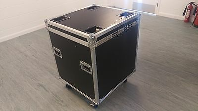 Large Flight Case With 4 Compartments