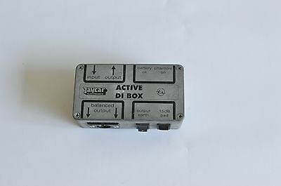 Jaycar Electronics Active Di Box