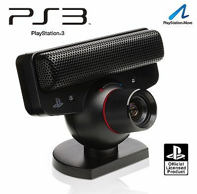 Genuine Official PS3 Camera PS Eye *BRAND NEW* SLEH-00448