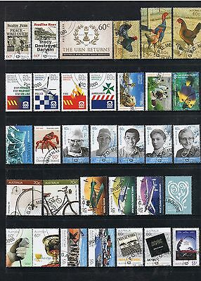 Selection Of Lower Value Decimal Stamps Cto.