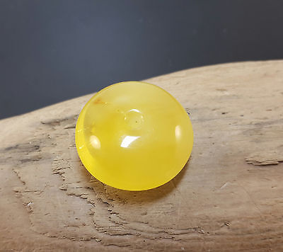 Stone Natural Baltic Amber Pendant 8,7g Butterscotch Egg Yolk Exlusive Old A-009