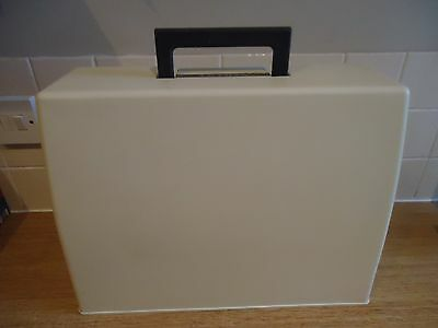 Toyota Sewing Machine Model 4500  Hard Cover/carry Case.