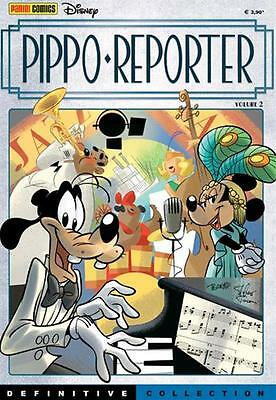 PIPPO REPORTER DEFINITIVE COLLECTION n. 2 Panini Disney