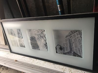 New York Frame And Picture. (abstract united artwork Canvas Modern Impressive)