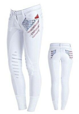 Animo Breeches i42 Uk10 with gripping brand new