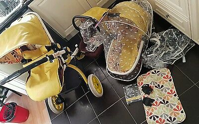cosatto ooba marzipan 3 in 1 travel system