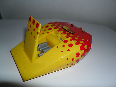 Fab Large Friction Toy Of Fire Storm 4 Bbc Robot Wars