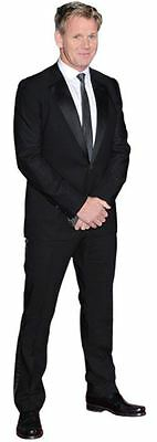 Gordon Ramsay Cardboard Cutout (life size OR mini size). Standee. Stand Up.