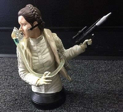 "Gentle Giant Star Wars: Princess Leia ""Mynock Hunt"" Mini Bust"